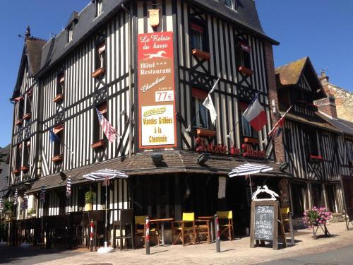 Hotel Pictures: Le Relais Du Haras, Touques