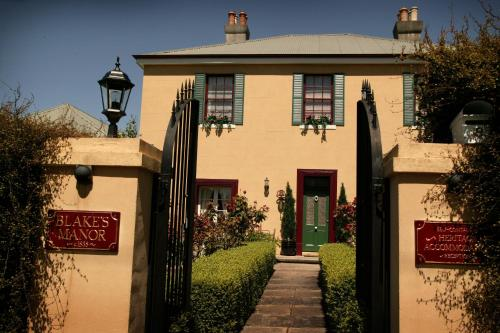 Фотографии отеля: Blakes Manor Bed and Breakfast Deloraine, Deloraine