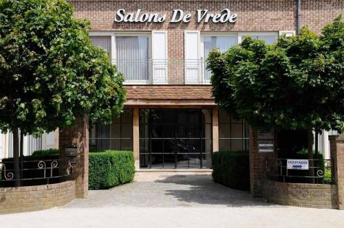 Fotografie hotelů: Hotel Salons De Vrede, Ichtegem