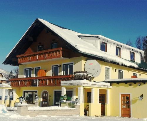 Hotellbilder: Pension Platzhirsch, Bad Mitterndorf