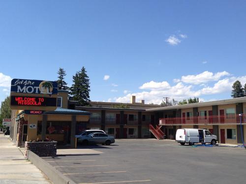 Bel Aire Motel Missoula