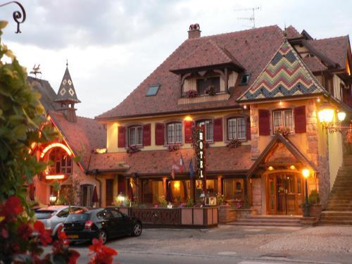 Hotel Pictures: Hôtel Le Mittelwihr, Mittelwihr