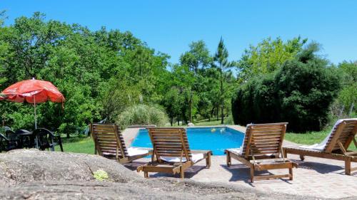 酒店图片: Rancho Escondido, Mina Clavero
