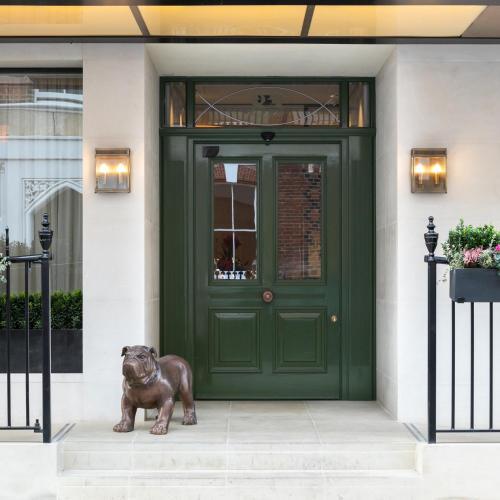 חיה או חיות מחמד עם האורחים ב-Holmes Hotel London