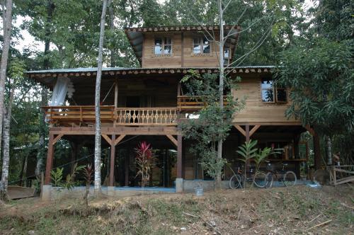 Casa de la Trepada