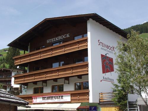 ホテル写真: Appartements Steinbock, トゥクス