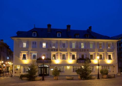 Hotel Pictures: Hotel Million, Albertville