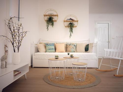 Un lugar para sentarse en Lofos Soilis