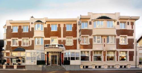 Hotellikuvia: Ambassador Hotel, De Panne