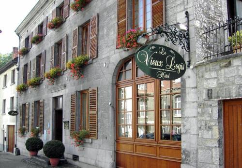 Hotel Pictures: Hotel Le Vieux Logis, Rochefort
