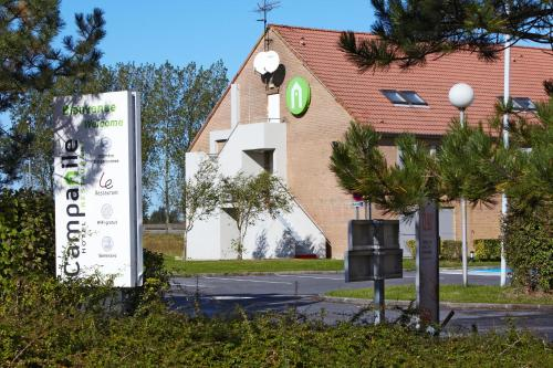 Hotel Pictures: Campanile Dunkerque Sud - Loon Plage, Loon-Plage