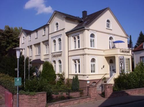 Hotel Viktoria Luise Bad Pyrmont