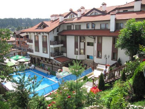 Hotelfoto's: Aquilon Residence & Spa, Banya