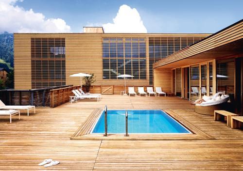 Fotos do Hotel: Hotel Post und Susanne Kaufmann SPA, Bezau