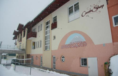 ホテル写真: Appartementanlage Mölltaler Gletscher, Flattach