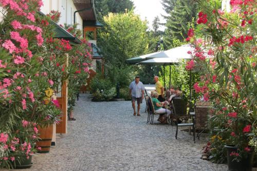 Fotografie hotelů: Gartenpension Fischl, Mörbisch am See