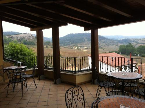 Hotel Pictures: Posada el Mirador, Frías de Albarracín