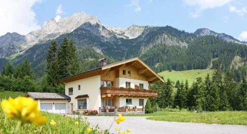 Fotos de l'hotel: Appartements Alpenfrieden, Sankt Martin am Tennengebirge