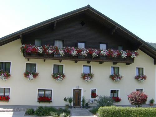 Photos de l'hôtel: Bauernhof Hansenmann, Steinbach am Attersee
