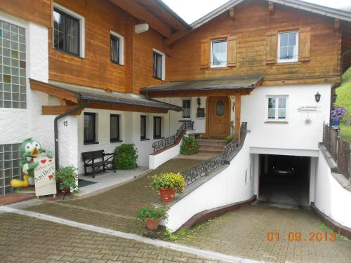 Fotografie hotelů: Haus Almenrausch, Hirschegg