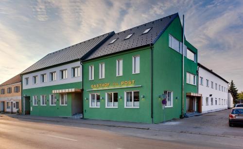 酒店图片: Hotel Zur Post, 伊尔米茨