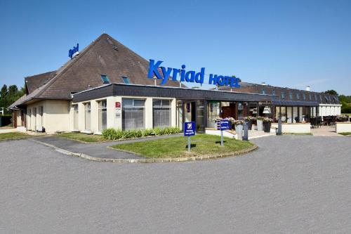Hotel Kyriad Compi�gne