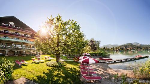 Hotellikuvia: Hotel Seewinkel, Fuschl am See