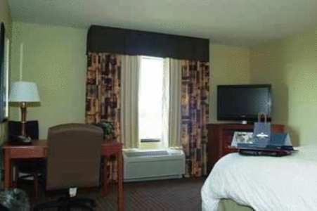 Hampton Inn Macomb Review