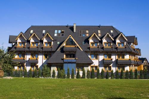 Hostel tatry zakopane book your hotel with viamichelin for Hotels zakopane