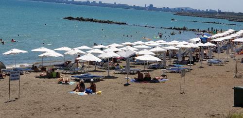 Bãi biển gần/ngay tại căn hộ