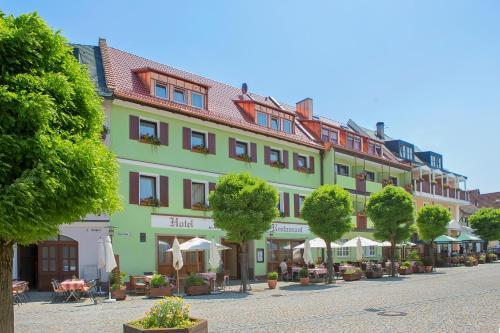 Hotel Pictures: Hotel Wilder Mann, Königstein in der Oberpfalz