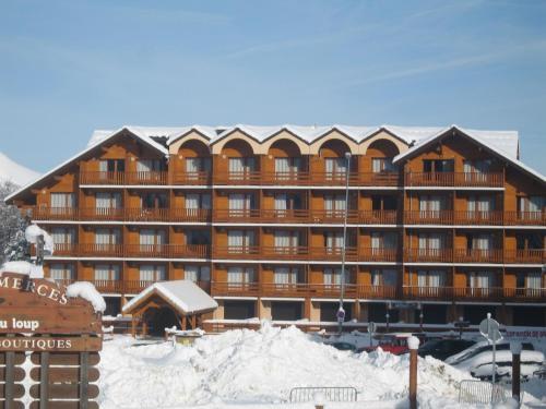 Hotel Pictures: , La Joue du Loup