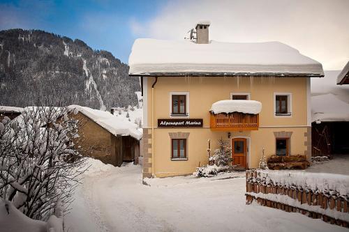 Fotos del hotel: Alpenapart Marina, Nauders