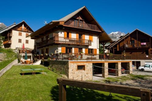 Hotel Pictures: , Puy-Saint-Vincent