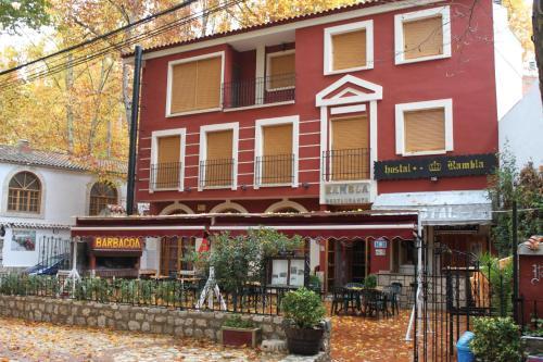 Hotel Pictures: Hostal Rural Rambla, Alcalá del Júcar