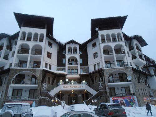 酒店图片: Monastery 3 Apartments TMF, 潘波洛沃