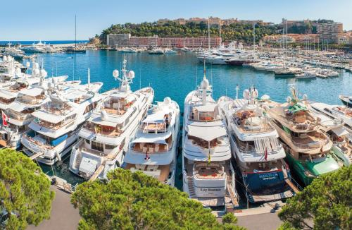 Hotel Port Palace Monaco