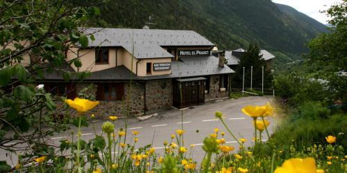 Hotellikuvia: El Pradet, El Serrat