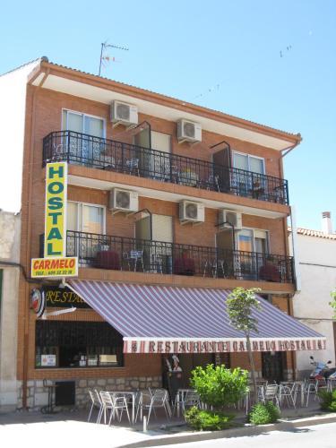 Hotel Pictures: Hostal Restaurante Carmelo, Villarejo de Salvanés