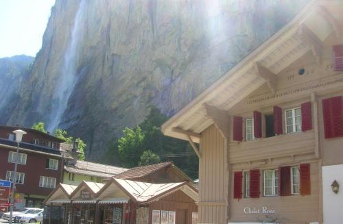 Hotel Pictures: Chalet Rosa, Lauterbrunnen