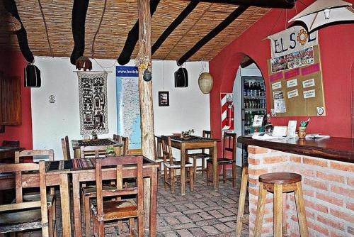 ホテル写真: El Sol Hostel de Humahuaca, Humahuaca