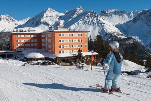Hotel Prätschli