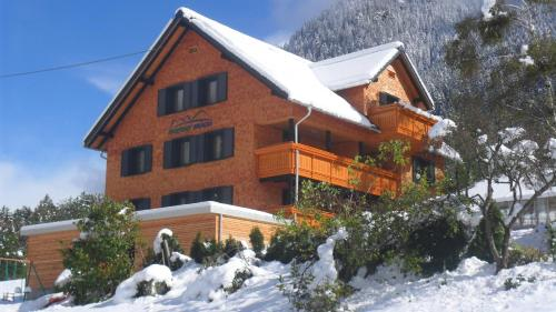 酒店图片: Haus Brügga, 布兰德