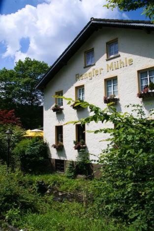 Rengser Mühle - Bergneustadt - Restaurant uit de Michelin Gids