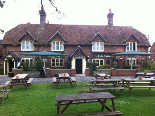 The Swan by Marston's Inns