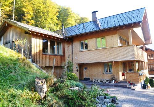 Zdjęcia hotelu: Haus König, Bezau