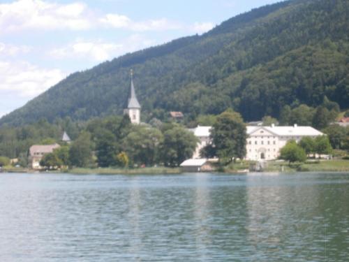 Hotel Pictures: Gästehaus Margolf, Ossiach