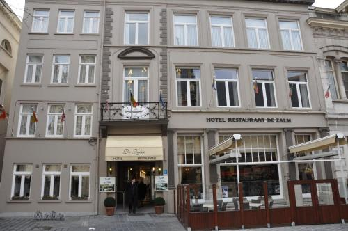Hotellikuvia: Hotel De Zalm, Oudenaarde