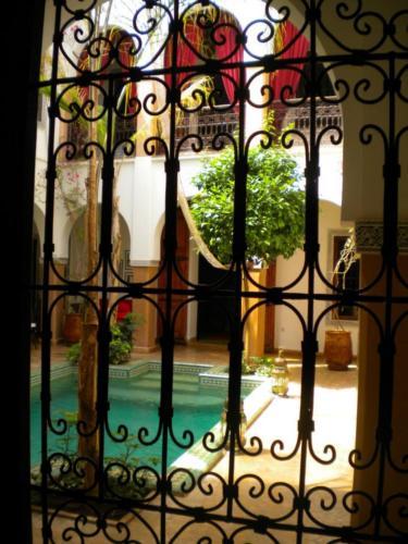 Riads marrakech h bergements - Chambre chez l habitant marrakech ...