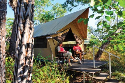 Фотографии отеля: Mitchell Falls Wilderness Lodge, Camp Creek